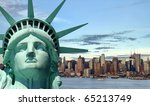 photo beautiful tourism travel concept for new york city - stock photo