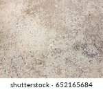 abstract aged rough cement... | Shutterstock . vector #652165684
