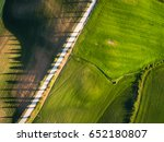 aerial view from top view....   Shutterstock . vector #652180807