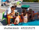 nessebar  bulgaria   september... | Shutterstock . vector #652215175