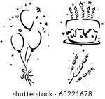 Birthday Stencil Featuring A...