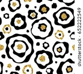 abstract seamless pattern.... | Shutterstock .eps vector #652222549