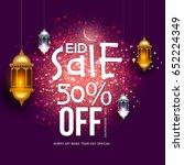sale banner or sale poster for...   Shutterstock .eps vector #652224349