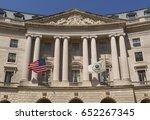 washington  dc  usa   june 2 ... | Shutterstock . vector #652267345