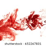 abstract pattern falling into... | Shutterstock . vector #652267831