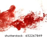 abstract pattern falling into... | Shutterstock . vector #652267849