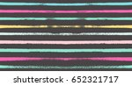 seamless vector striped summer...   Shutterstock .eps vector #652321717