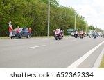brest  belarus   may 27  2017 ... | Shutterstock . vector #652362334