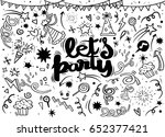 vector illustration of... | Shutterstock .eps vector #652377421