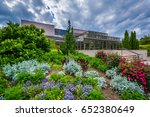 gardens outside the national... | Shutterstock . vector #652380649