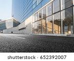 Empty Downtown Street Intersection Shot - Fine Art prints