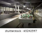 Control Panel Of Automated...