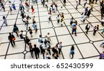 many people | Shutterstock . vector #652430599