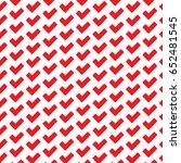 pattern background check mark...   Shutterstock .eps vector #652481545