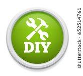 diy icon   Shutterstock .eps vector #652514761