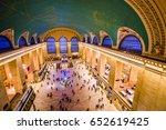 new york city   october 28 ... | Shutterstock . vector #652619425