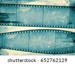 grunge frame or distressed...   Shutterstock .eps vector #652762129