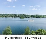 windermere lake cruise ship on...