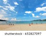 phuket thailand   november22 ... | Shutterstock . vector #652827097