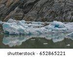 Sawyer Glacier Rocks And Ice I...