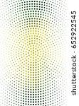light green  yellow pattern of... | Shutterstock . vector #652922545