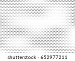abstract halftone dotted... | Shutterstock .eps vector #652977211