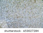 large square seamless texture... | Shutterstock . vector #653027284