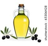 vector illustration. black... | Shutterstock .eps vector #65306428