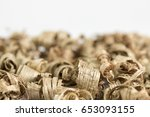 Wood Sawdust Background