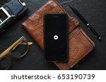 chiangmai  thailand   june 4 ... | Shutterstock . vector #653190739