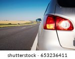 close up of new silver...   Shutterstock . vector #653236411