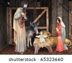 Creche Christmas Time