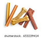 Dog Chew Bone And Sticks...