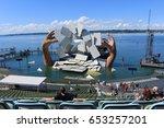 bregenz  vorarlberg  austria  ...   Shutterstock . vector #653257201