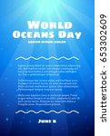 world oceans day  june 8