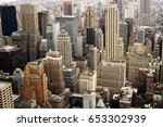 stunning views of the... | Shutterstock . vector #653302939