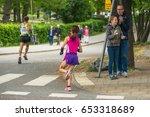 stockholm  sweden   june 3 ... | Shutterstock . vector #653318689