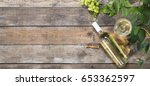 wine header | Shutterstock . vector #653362597