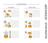 vector banner with place for...   Shutterstock .eps vector #653464189