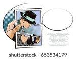 stock illustration. people in... | Shutterstock .eps vector #653534179