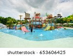 khao yai  thailand   may 20 ... | Shutterstock . vector #653606425