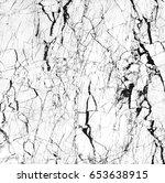 white marble texture   | Shutterstock . vector #653638915