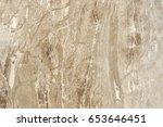 brown marble texture background | Shutterstock . vector #653646451