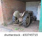 Old Vintage Ferguson Tractor