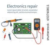 electronics repair tester