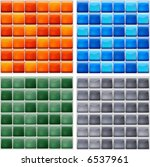 Mosaic Tile   4 Colors To...
