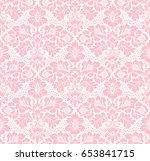 seamless floral pattern in the... | Shutterstock . vector #653841715