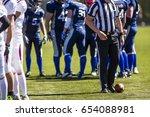 american football | Shutterstock . vector #654088981