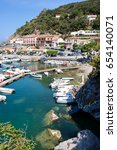 at maratea on 06 04 2017   the... | Shutterstock . vector #654140071