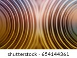 colorful ripple background | Shutterstock . vector #654144361